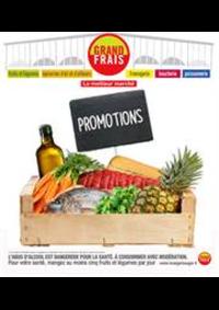 Prospectus Grand Frais Échirolles : Promotions
