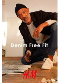 Catalogues et collections H&M Bern - Westside : Denim Free Fit