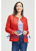Catalogues et collections Armor Lux : Nouvelle Collection Femme
