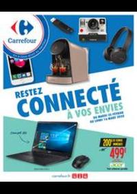 Prospectus Carrefour Riom Menetrol : Restez connecté à vos envies 2