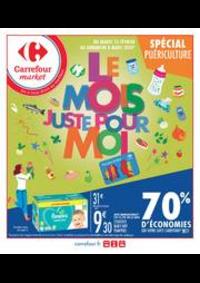 Prospectus Carrefour Market JEUMONT : Le mois juste pour moi