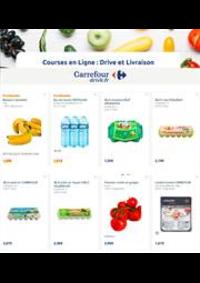 Prospectus Carrefour Drive RIOM MENETROL : Offres Carrefour Drive