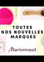 Prospectus Marionnaud : Toutes nos Nouvelles Marques