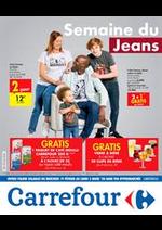 Prospectus Carrefour Express : Semaine du Jeans
