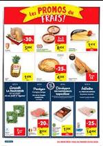 Prospectus Carrefour Express : Les promos du frais