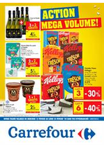 Prospectus Carrefour Express : Action Mega Volumen