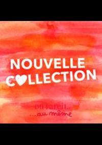 Catalogues et collections DPAM Basel  : Nouvelle Collection