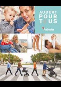 Prospectus Aubert Marin-Epagnier : Nouveau guide Aubert