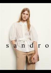 Prospectus Sandro BOULOGNE BILLANCOURT : Collection Femme