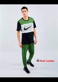Prospectus Foot Locker Argenteuil : Collection T-Shirts / Homme