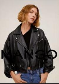 Prospectus MANGO Brussels - Rue Neuve 144 : Leather and more