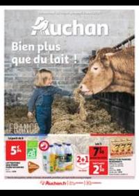 Prospectus Auchan Epinay sur Seine : Bien plus que du lait !