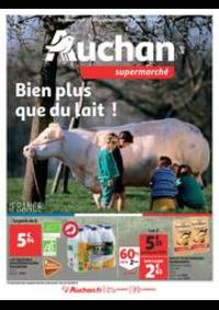 Prospectus Auchan PUTEAUX : Bien plus que du lait !