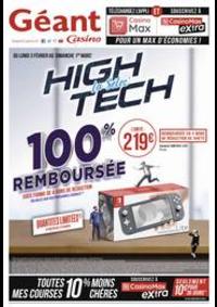 Prospectus Géant Casino BOISSY SAINT LÉGER : La sélec' high tech