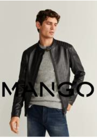 Prospectus Mango RÉGION PARISIENNE MOISSELLES-DOMONT C.C. Leclerc : Leather and more