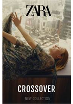 Catalogues et collections ZARA : Crossover