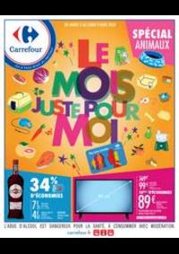 Prospectus Carrefour Montreuil : LE MOIS JUSTE POUR MOI