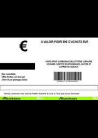 Promos et remises Auchan Le Kremlin-Bicêtre : S9 avec BR et tract