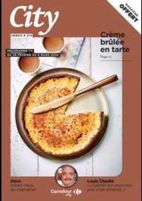 Journaux et magazines Carrefour city Châtenay-Malabry : City Hebdo S10