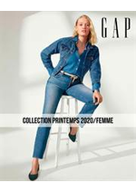Catalogues et collections Gap : Collection Printemps 2020  Femme