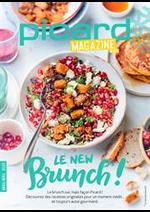 Journaux et magazines Picard : Le New Brunch!