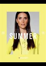 Prospectus Damart : Summer Trends