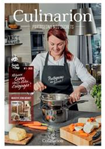 Prospectus Culinarion : UNE CUISINE ENGAGÉE