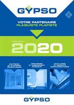 Prospectus Chausson Matériaux : Gypso 2020