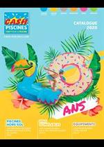 Promos et remises  : Cash Piscines 2020