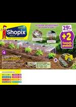Prospectus Shopix : Printemps 2020