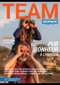 Journaux et magazines DECATHLON LIEGE : Decathlon magazine