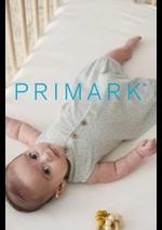 Promos et remises  : Primark for Babies
