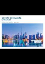 Tarifs club med voyage : Circuits Découverte  Hiver 2021
