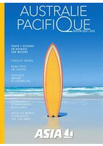 Promos et remises  : Australie Pacifique 2020-2022