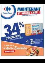 Prospectus Carrefour : Le meilleur de l'apéro dinatoire