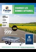 Prospectus L'auto E.Leclerc : Chargez les bonnes affaires
