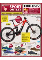 Prospectus Otto's : Sport Outlet