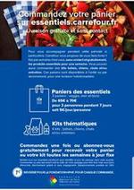 Services et infos pratiques Carrefour city : Livraison Gratuite et sans contact