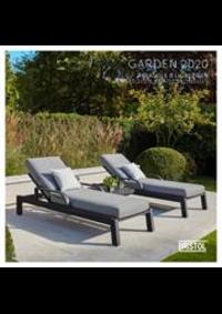 Prospectus Overstock Garden Hasselt : Parasols en ligbedden