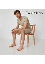 Prospectus Yves Delorme : Collection Homme