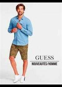 Catalogues et collections Guess Knokke : Nouveautés  Homme