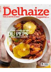 Prospectus Proxy Delhaize Huy : Proxy Delhaize Magazine