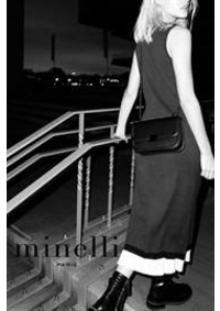Prospectus Minelli Paris 33 AVENUE TERNES : Collection Femme