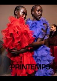 Prospectus Printemps Paris Citadium : Nouvelle Collection