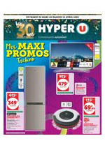 Prospectus Hyper U : MES MAXI PROMOS TECHNO