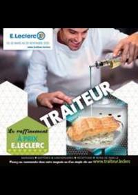Prospectus E.Leclerc CLICHY SOUS BOIS : TRAITEUR