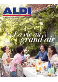 Prospectus Aldi DINANT : La vie au grand air
