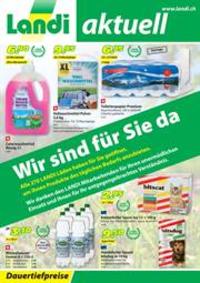 Prospectus Landi Boll - Vechigen : Landi Gazette KW 14