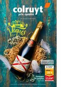 Prospectus Colruyt WEPION : Prix Qualitee