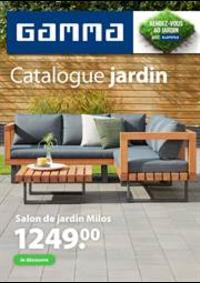 Prospectus GAMMA JEMEPPE SUR MEUSE : Catalogue jardin